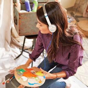 personal dj musica per la pittura